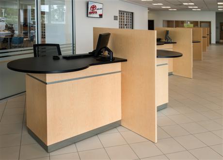 Orlando Auto Lounge >> Crest Completes Automotive Furnishings for Lakeland Toyota ...